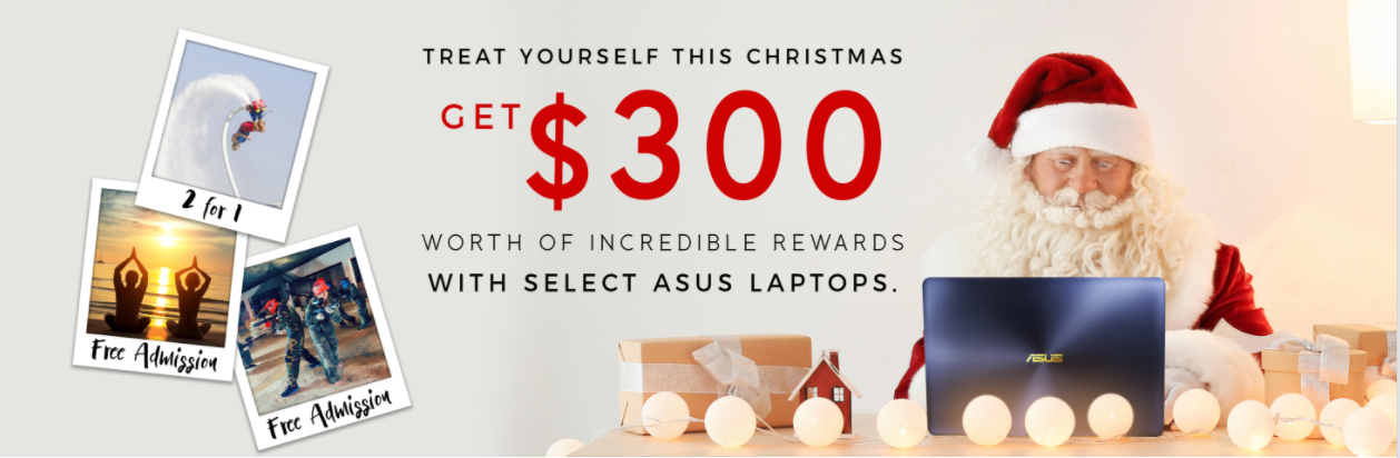 Asus Christmas Laptop